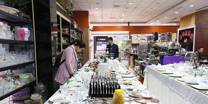 商用厨房设计厨房各工作间的设计原则!